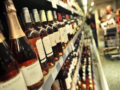 В России начали расти цены на импортный алкоголь