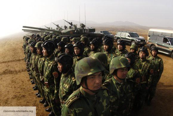 Кардинальные реформы в армии, или Как угроза от США вынуждает Пекин встать на защиту Шелкового пути