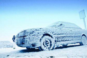 «АвтоСпецЦентр» создал шпаргалку для водителей во время морозов