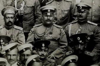 Генералы, которые остались верны Николаю II