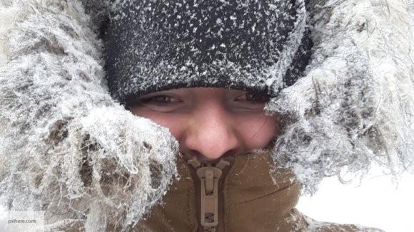 В Роспотребнадзоре рассказали о том, как обезопасить себя от обморожения