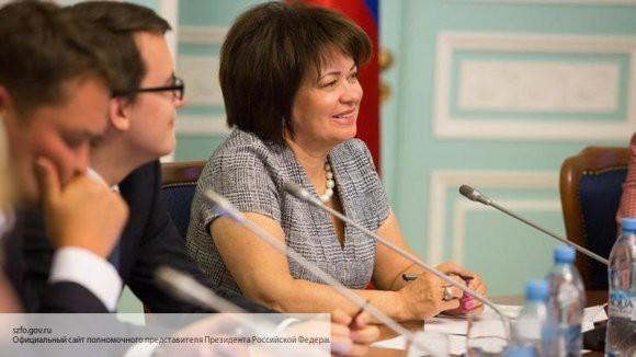 Кандидатура Совершаевой утверждена на пост вице-губернатора Санкт-Петербурга