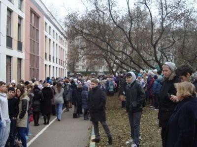 В Южно-Сахалинске сообщили об эвакуации школ из-за сообщений о минировании