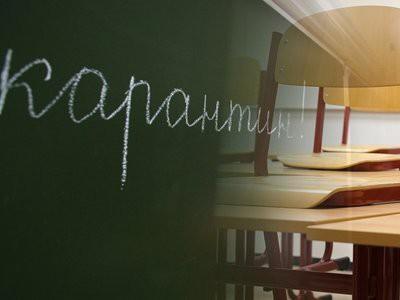 С 23 января в Тюмени закрыты все школы на карантин
