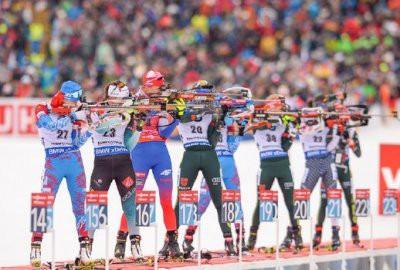 6 этап Кубка мира в Антхольце стартует женским спринтом