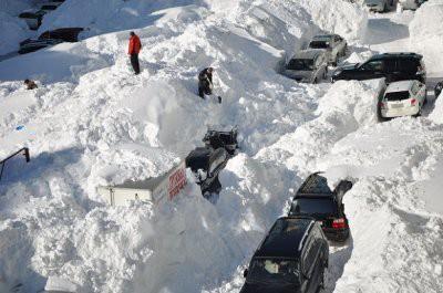 Синоптики: в выходные на Москву обрушится самый мощный за зиму снегопад