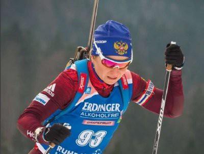 Биатлон: Маркета Давидова выиграла женский спринт в Антхольце