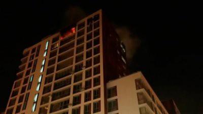 В подмосковной Балашихе при пожаре жилом доме погибли двое