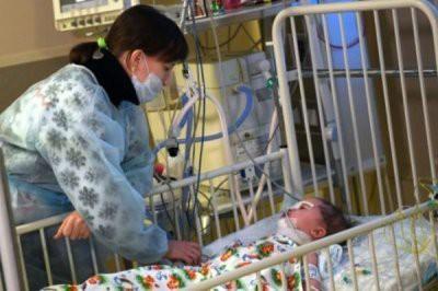 11-месячный Ваня Фокин готовится к выписке из больницы