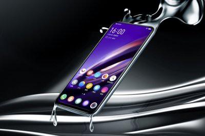 Vivo показала смартфон без отверстий