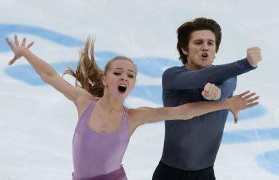 Степанова и Букин - вторые после ритм-танца на чемпионате Европы
