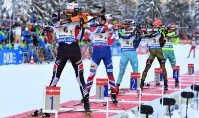 Кубок мира по биатлону 2019: медальный зачет, расписание соревнований на 26 января
