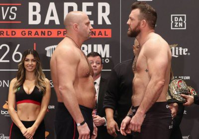 В финале Гран-при MMA сегодня встретятся Федор Емельяненко и Райан Бейдер