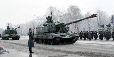 Военный парад по случаю 75-й годовщины полного освобождения Ленинграда от блокады: видео