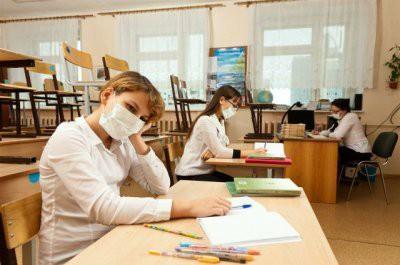 С 29 января в образовательных и медицинских учреждениях Перми вводятся меры профилактики из-за гриппа