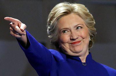 Отомстить Левински: Хиллари Клинтон не исключает участия в президентской гонке