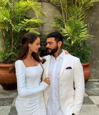 Тимати и Решетова сыграли свадьбу