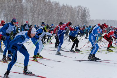 «Лыжня России» пройдет 9 февраля
