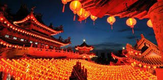 Китайский Новый год в 2019 году отмечают 5 февраля