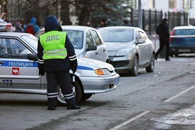 Школьница из Челябинска сбила сотрудника ДПС