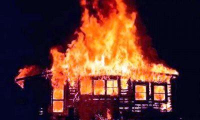 В Хабаровском крае при пожаре погибла мать и трое детей