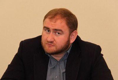 Богатства арестованного сенатора Арашукова сняли на видео