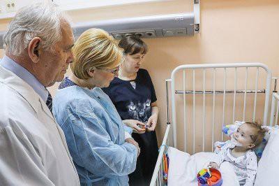 В Италии собрали деньги на лечение младенца, спасенного в Магнитогорске