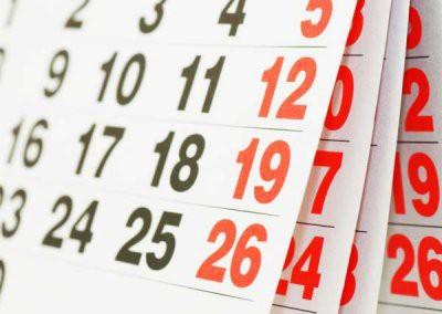 Стало известно, сколько выходных дней будет у россиян в феврале