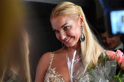 Волочкова рассказала об обмане задержанного Арашукова