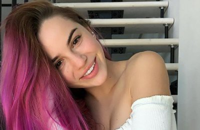 19-летняя Марьяна Ро снялась для журнала «Максим»