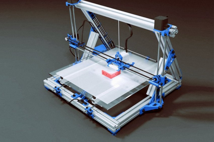 В России создана прорывная технология 3D-печати