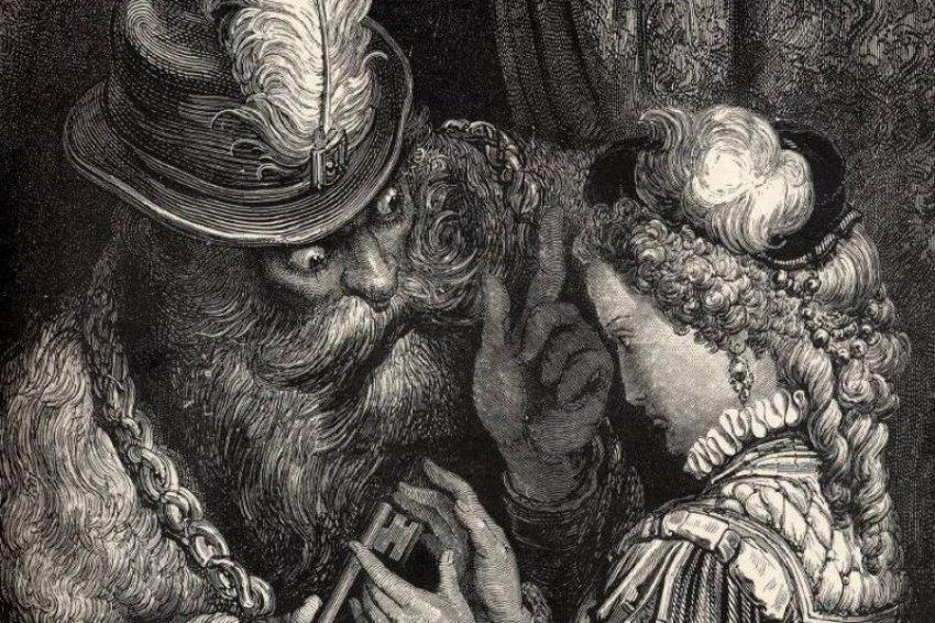 Жиль де Рэ и его черная легенда