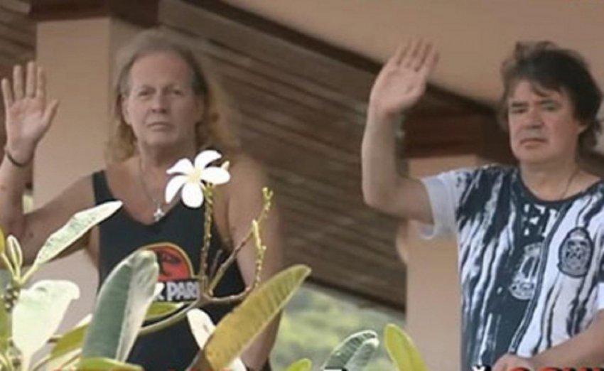 Криса Кельми похоронят без церемонии прощания