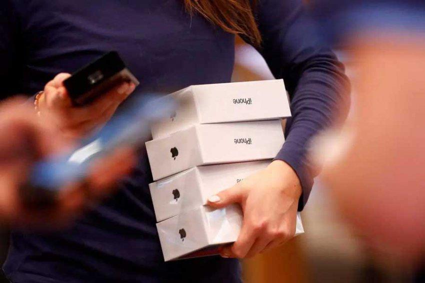 Qualcomm внесла платеж для запрета iPhone 7 в Германии