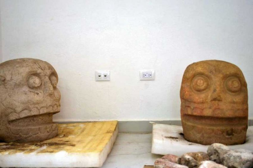 Археологи в Мексике обнаружили храм ацтекского бога