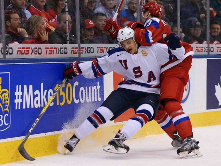 Хоккей Россия-США 5 января 2019: результат, кто победил, видео