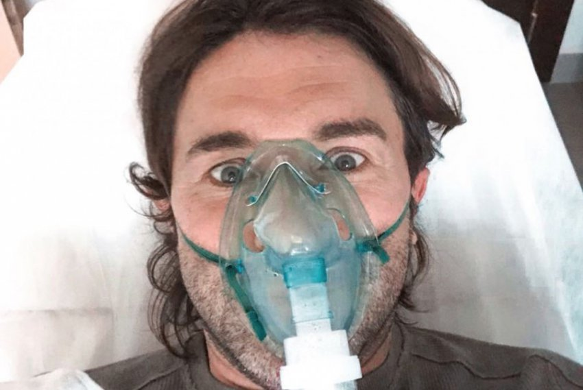 Андрей Малахов оказался на больничной койке