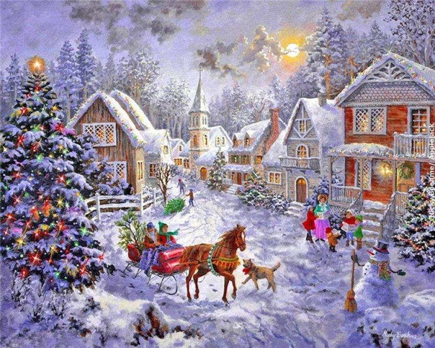 Красивые поздравления с Рождеством Христовым 2019 в прозе и стихах, смс