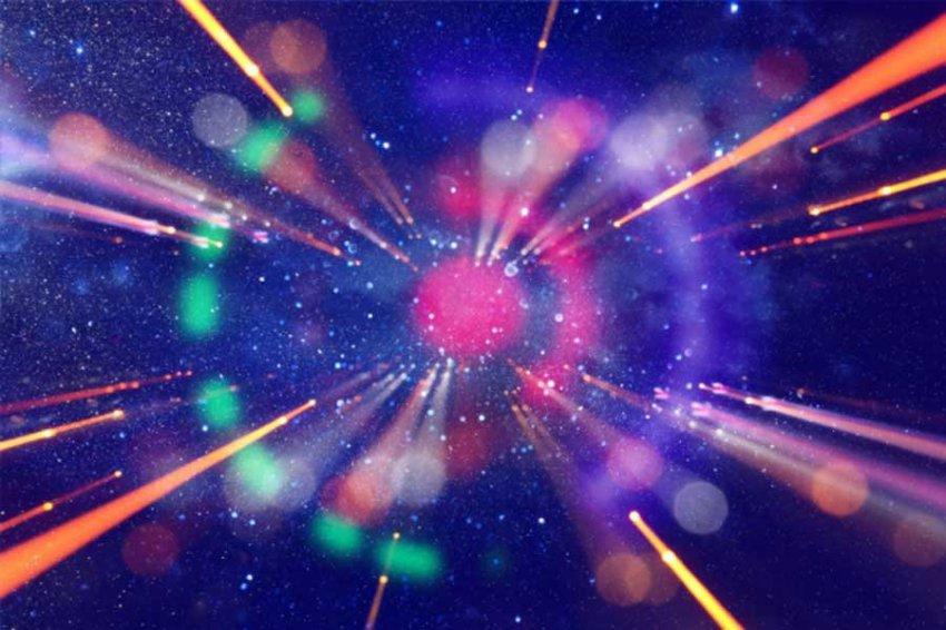 Учёные предположили существование двух параллельных Вселенных