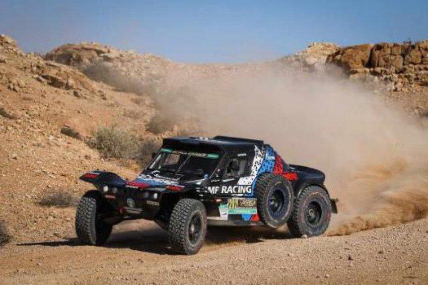 AFRICA ECO RACE 2019: Караван ралли добрался до Мавритании