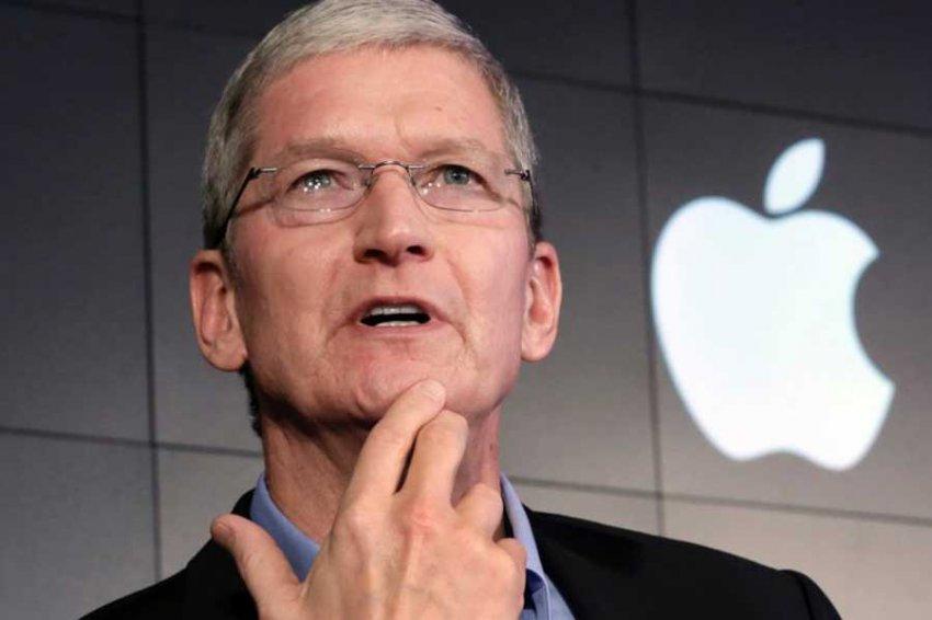 Тим Кук: в 2019 году Apple представит новые сервисы