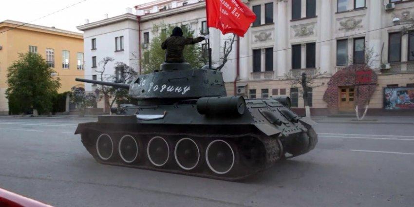 Минобороны Лаоса передало России 30 полностью исправных танков Т-34