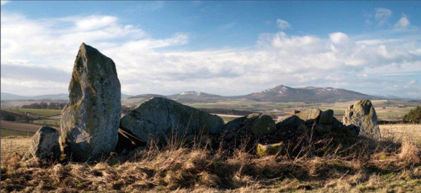 У британского Стоунхенджа появился древний двойник в Шотландии
