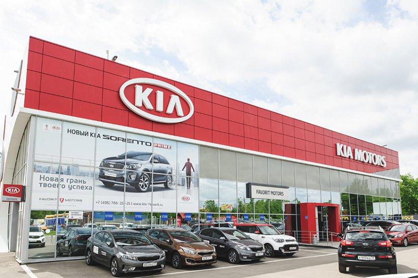 Мировые продажи KIA Motors в 2018 году увеличились на 2,4%