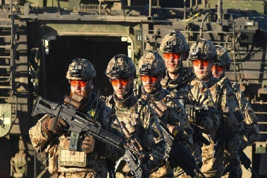 Бундесвер не может оснастить силы быстрого реагирования НАТО