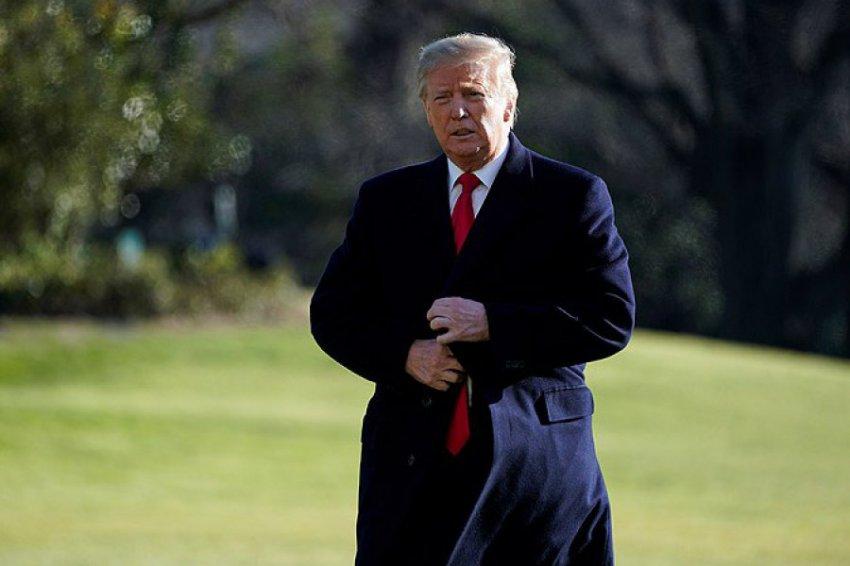 Трамп назвал пустой тратой времени переговоры с демократами о бюджете