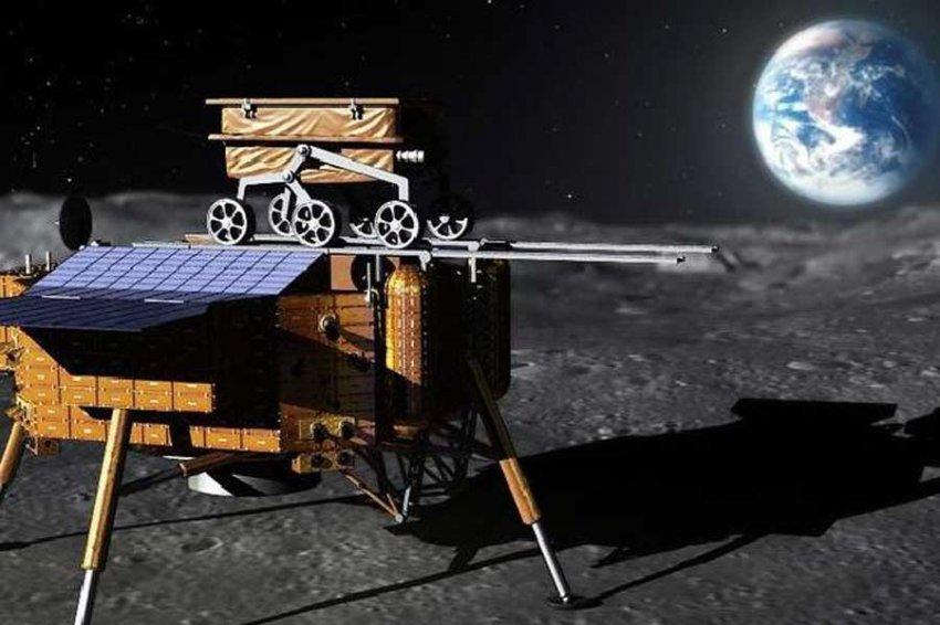 Аппарат «Чанъэ-4» отправил на Землю первые панорамные фото лунной поверхности