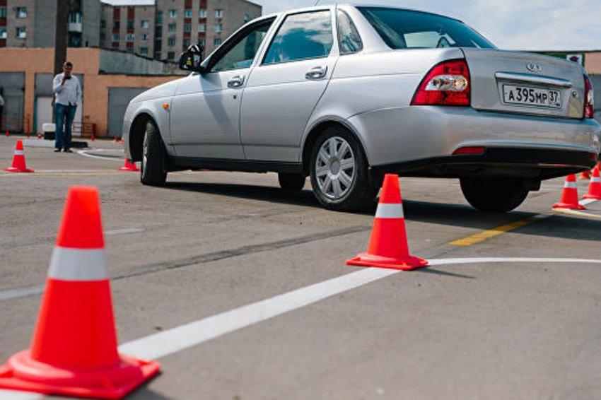 В ГИБДД определили порядок нового экзамена на вождение в России