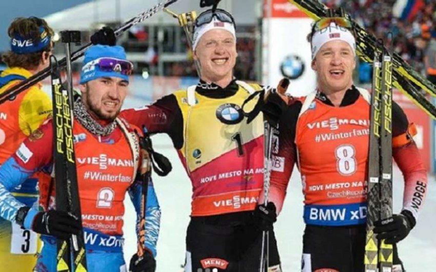 Мужской спринт 11 января 2019: кто победил, результаты гонки
