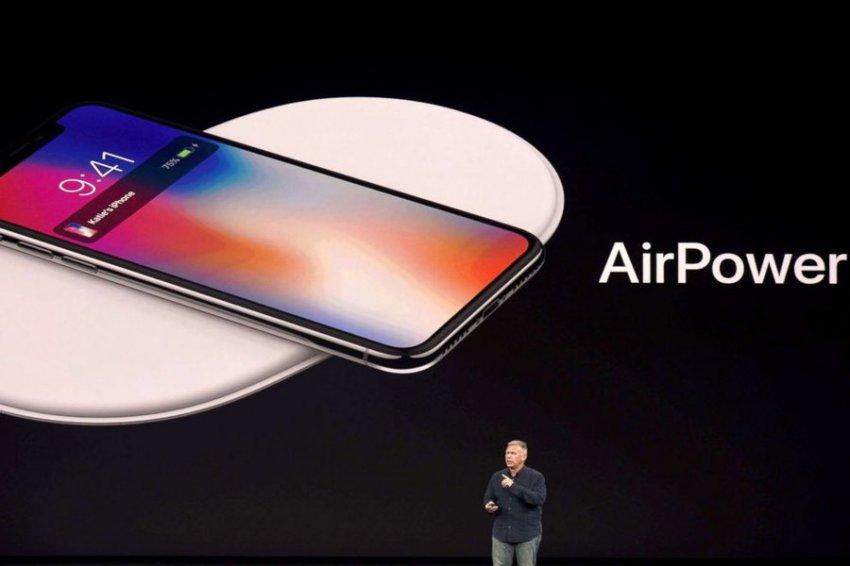 Компания Apple начала производство беспроводной зарядки Apple AirPower